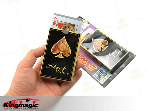 Shock Poker cards