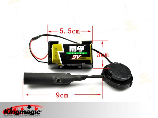 Shock Laser Flashlight