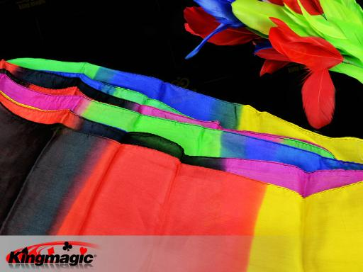 Colorful Long Silk (16*500cm)