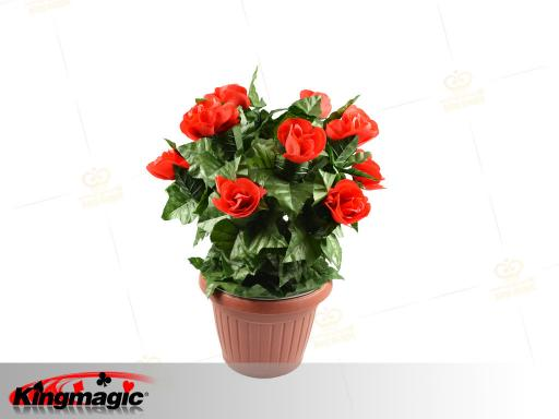 Mekar Rose Bush - Remote Control - 10 bunga
