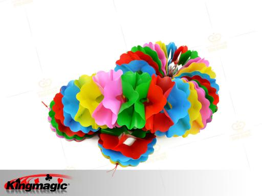 The Compressed Flower Streamer (small)