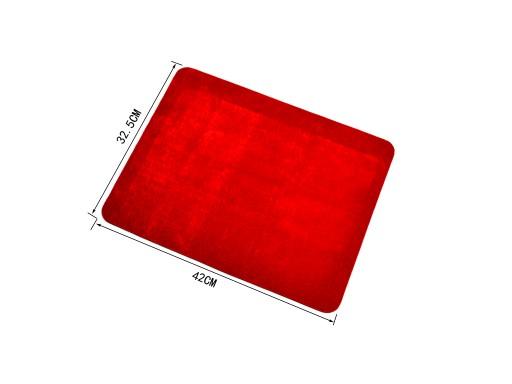 Card Mat Red Standard Size