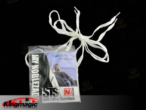 self tying shoelace g1071 wholesale magic supplies