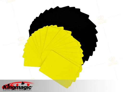 Fanning and Manipulation Cards (Yellow)