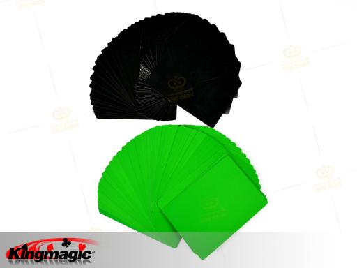 Fanning and Manipulation Cards (Green)