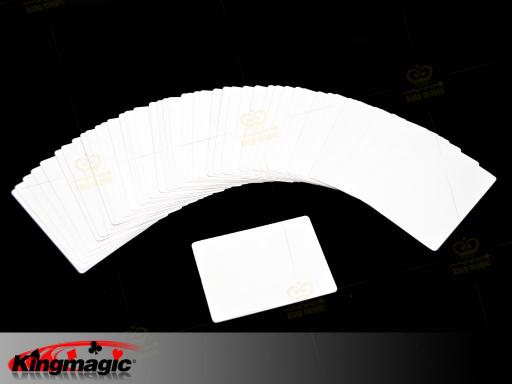 Fanning and Manipulation Cards (White)