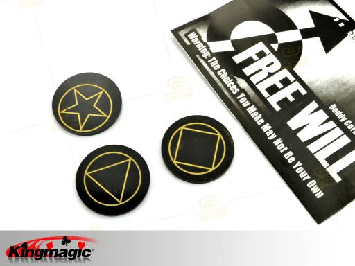 Free Will - magic trick mentalism