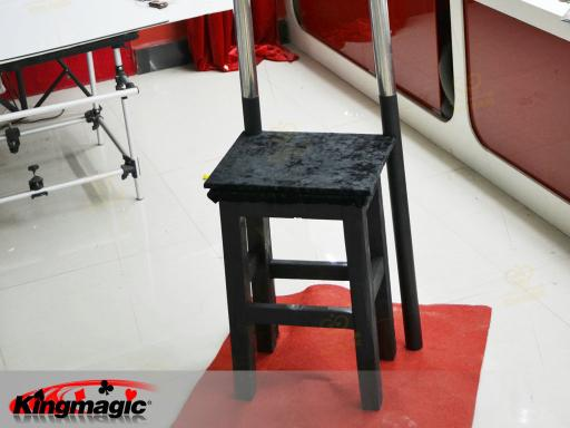 Stool Levitation illusion magic