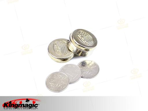 Flying Coin Box Magic