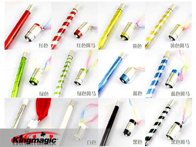 Plastic Appearing Cane (70CM Mix Color)