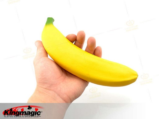 Appearing Rubber Banana Magic