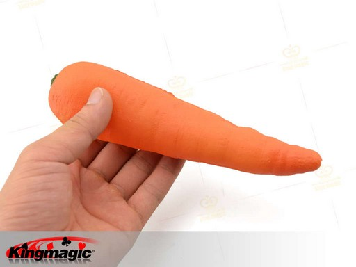 Appearing Rubber Carrot