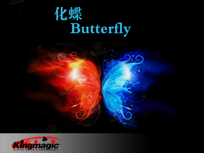 Magic Appearing Butterflies