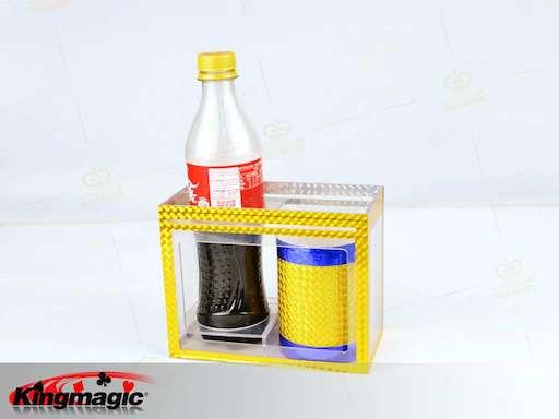 zig zag coca cola bottle delux g1482 wholesale magic supplies shop online magic tricks. Black Bedroom Furniture Sets. Home Design Ideas
