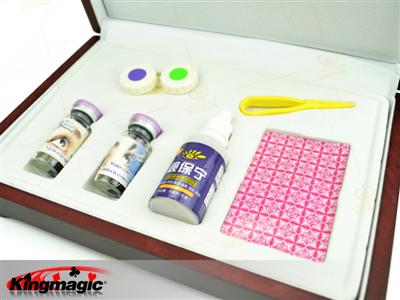 Contact Lenses for Marked Cards 50% clearer (2011 New)