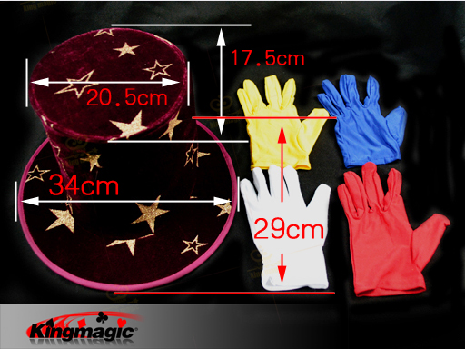 Magic Color Changing Gloves