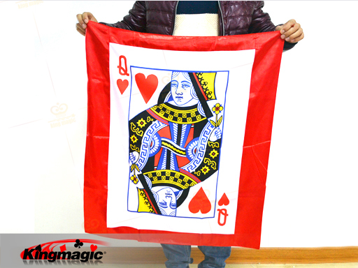 Bag To Queen of Hearts