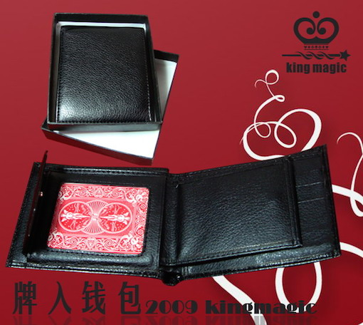 The Poker Card Wallet