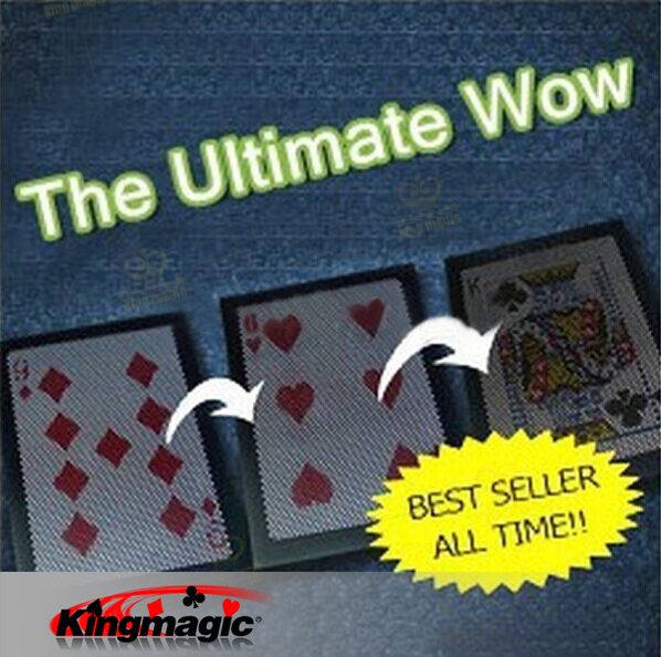 The Ultimate Wow -- Limited Stock !