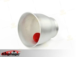 Aluminum Chop Cup (Large Apple)