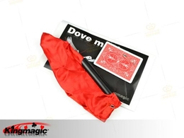 Dove bag holder red (Professional)