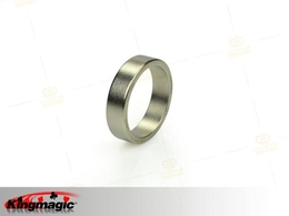 Silver PK Ring (Huge) 21mm