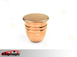 Sealed Copper Cup