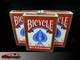 Bicycle 808 Playing Cards (Gold Blue)