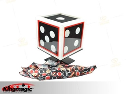 Big Dice Vanishing Illusion