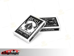 Bicycle Black Deck - MagicMakers