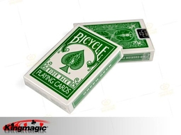 Bicycle Green Deck - MagicMakers