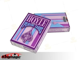 Hoyle Fashion Playing Cards (Purple)