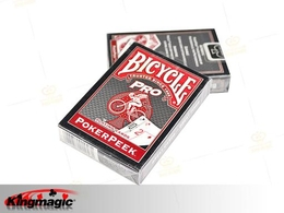 Bicycle Pro Playing Cards (Red)