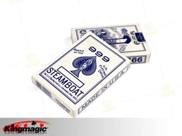 SteamBoat No.999 Playing Cards (Blue)