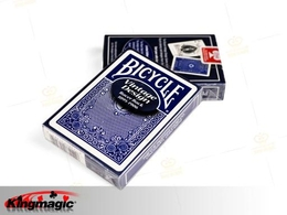 Bicycle Vintage Racer Back Playing Cards (Blue)