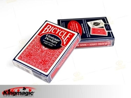 Bicycle Vintage Racer Back Playing Cards (Red)