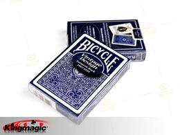 Bicycle Vintage Tangent Back Playing Cards (Blue)