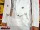 Magic White Tuxedo Outfit Tailed Coat (Small)