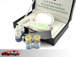 Contact Lenses for Marked Cards - New Box III