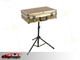 Wood Stage Table (Gold)