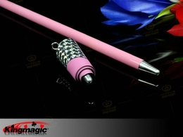 Appearing Cane (Pink) Metal