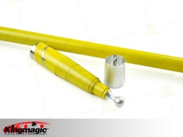 Vanishing Cane (Yellow) Metal