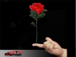 David Copperfield floating rose Flash Paper To Rose