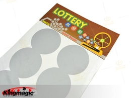Lottery Card Prediction (Stage)