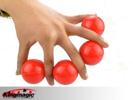 Multiplying Balls (red) Small 42mm