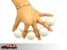 Multiplying Balls (White) Medium 45mm
