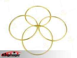 Linking Rings 4  (Gold)