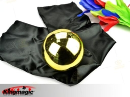 Floating Ball Gold (12 cm Small)