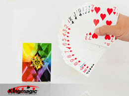 Thin Cards Of  Fanning and Manipulation (4 Color)