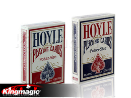 Hoyle  marked Cards (BLUE/RED) send us